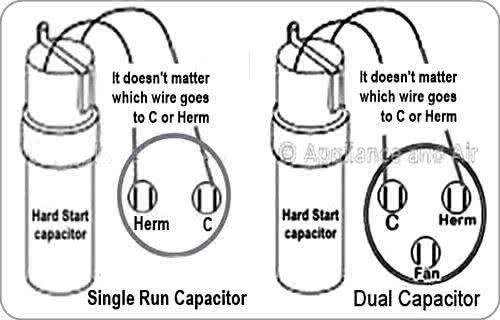 Hard Start Kit RV Air   Hvac Hard Start Capacitor Wiring Diagrams      Soft-Start-or-Hard-Start-for-RV-AC